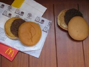 Вся правда про гамбургер